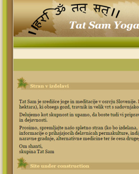 Tat Sam Yoga and Meditation Center